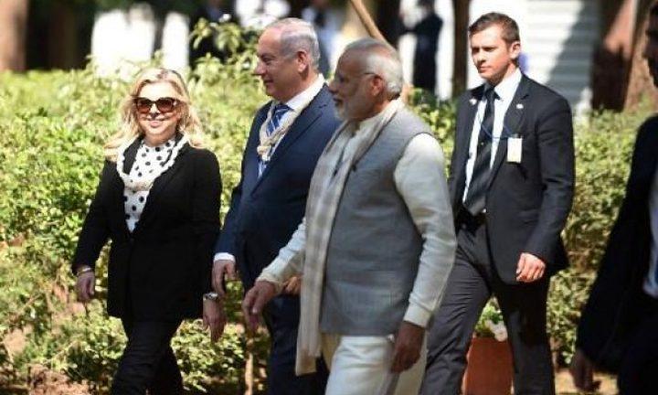 الهند تتراجع عن إلغاء صفقة الأسلحة مع إسرائيل