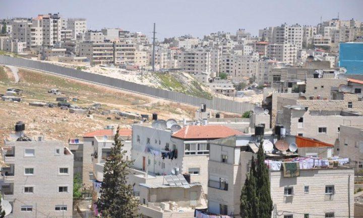 نقل أحياء فلسطينية بالقدس لسيادة قوات الاحتلال