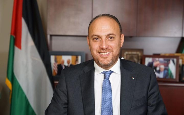 """زملط: تمويل """"الأونروا"""" هو مسؤولية العالم نحو اللاجئين الفلسطينيين"""