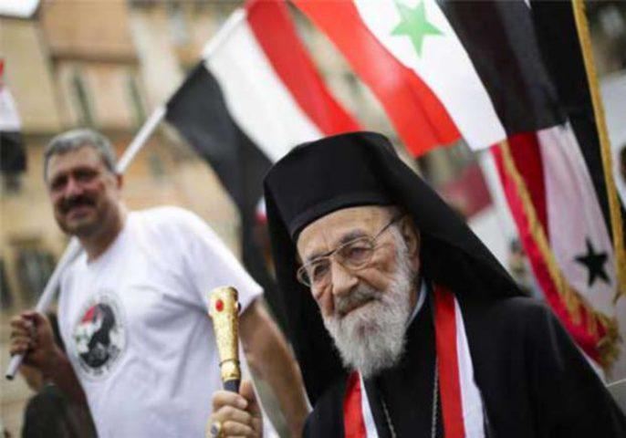 إحياء الذكرى السنوية الأولى لرحيل المناضل مطران القدس إيلاريون كابوجي
