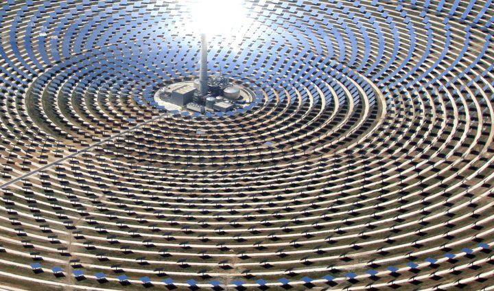 قريباً: إنتاج الطاقة منالملح المنصهر