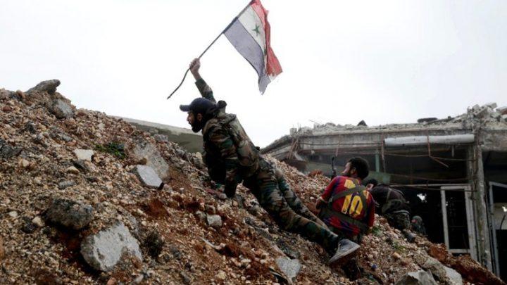 """""""نيويورك تايمز"""": إجراء يمهد لـ""""الحرب الكبرى"""" الحقيقية في سوريا"""