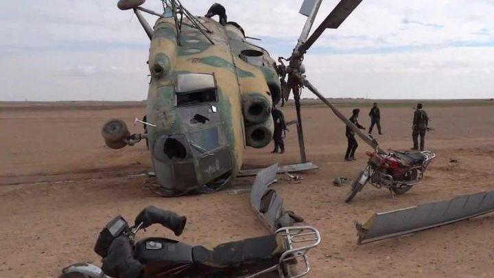 مقتل ثلاثة أشخاص اثر سقوط طائرة عسكرية تركية