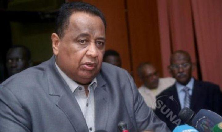 """""""البشير"""" يقبل استقالة وزير الخارجية السوداني ويعين صديق بديلا"""