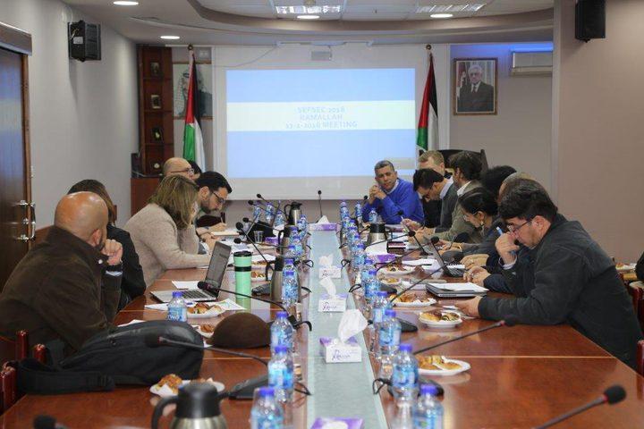 الإحصاء الفلسطيني يستضيف الاجتماع التشاوري الأول لمسح مراقبة الظروف الاجتماعية والاقتصادية للعام 2018