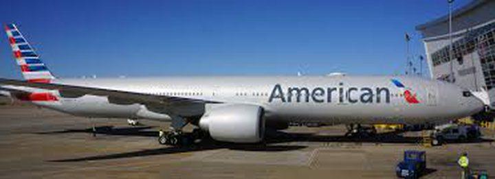 طائرة أمريكية تهبط اضطراريا لهذا السبب