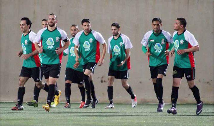"""""""جبل المكبر"""" يعبر الى دور الــ16 من كأس فلسطين"""