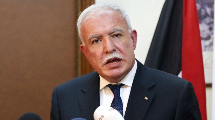 المالكي يطلب من المدعية العامة للمحكمة الجنائية التدخل لوقف الجرائم الإسرائيلية