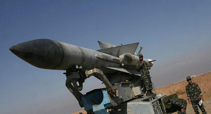 """الـ""""فيغا"""" السورية تسقط جملة صواريخ إسرائيلية"""