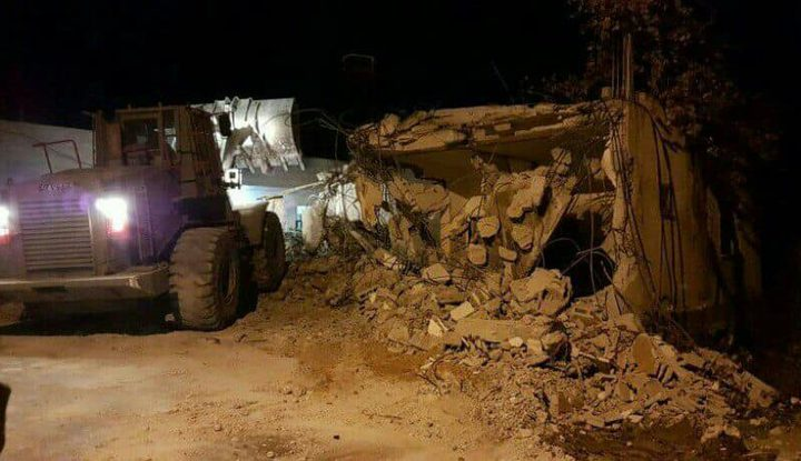 جنين: شهيد وإصابات واعتقالات وهدم ثلاثة منازل حصيلة اعتداءات الاحتلال(محدَّث)