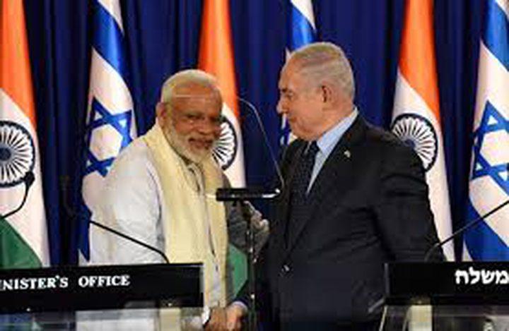 الهند ستستأنف محادثات شراء صواريخ من اسرائيل