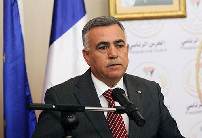الأعرج يطلع على احتياجات هيئات محلية في محافظة القدس