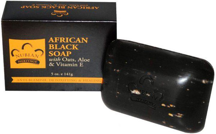 الصابون الأفريقي لبشرة نضرة وجذابة