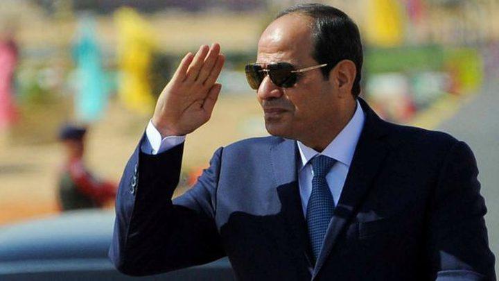 """السيسي يُعلن ترشحه """"رسميًا"""" لفترة رئاسية ثانية في مصر"""