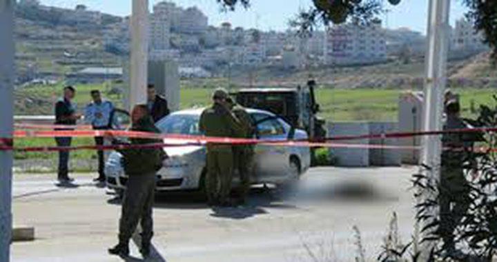 الاحتلال يعتقل مواطناً بزعم محاولة تنفيذ عملية دهس