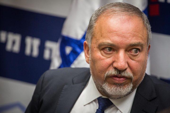 ليبرمان: حماس تسعى لإطلاق عمليات ضدنا من جنوب لبنان