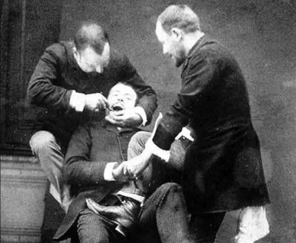 كيف كان طب الأسنان في العصور القديمة؟