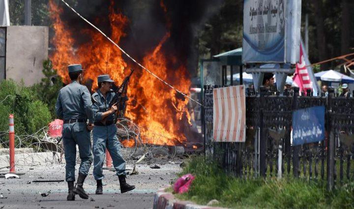 قتلى ورهائن بهجوم على فندق في كابل