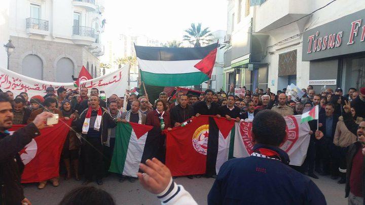 ملتقى تضامني بتونس: فلسطين عربية والقدس عاصمتها الأبدية