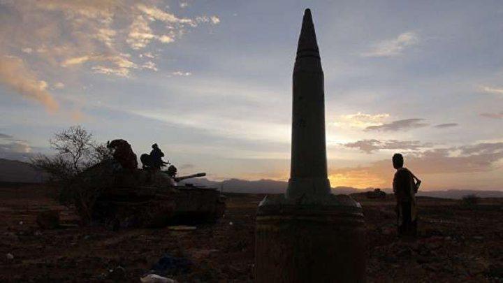 التحالف العربي: اعترضنا صاروخا باليستيا أطلق باتجاه نجران