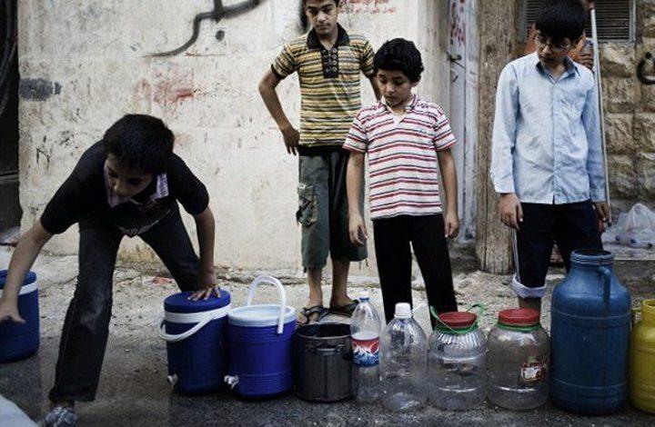 انتشار أمراض الكلى بصفوف اللاجئين في مخيم اليرموك