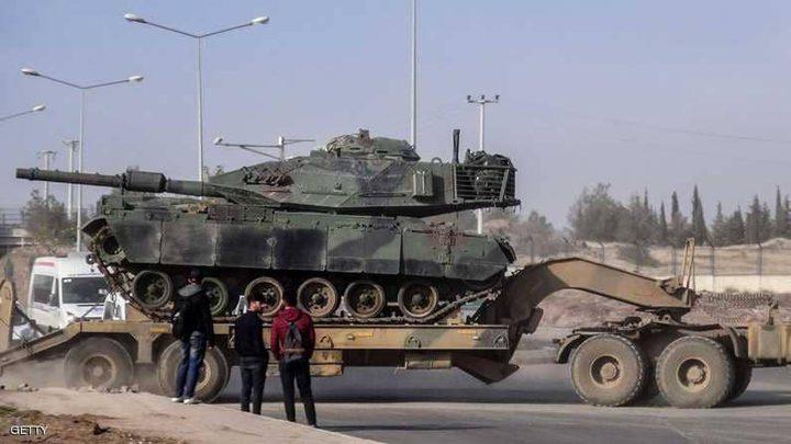 موسكو تُعرب عن قلقها من العملية العسكرية التركية في عفرين