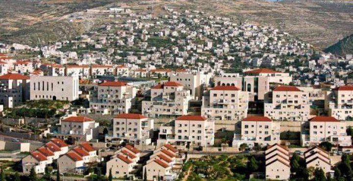 حكومة الاحتلال تقدم مشروعاً لتطبيق القانون على مستوطنات الضفة غداً
