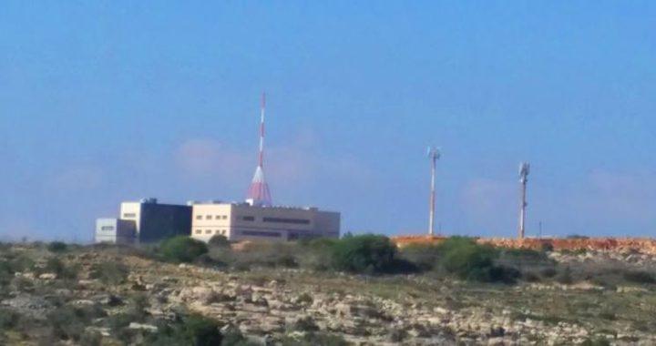 """قوات الاحتلال تنتهي من بناء مركز شرطي ضخم في مستوطنة """"اريئيل"""""""