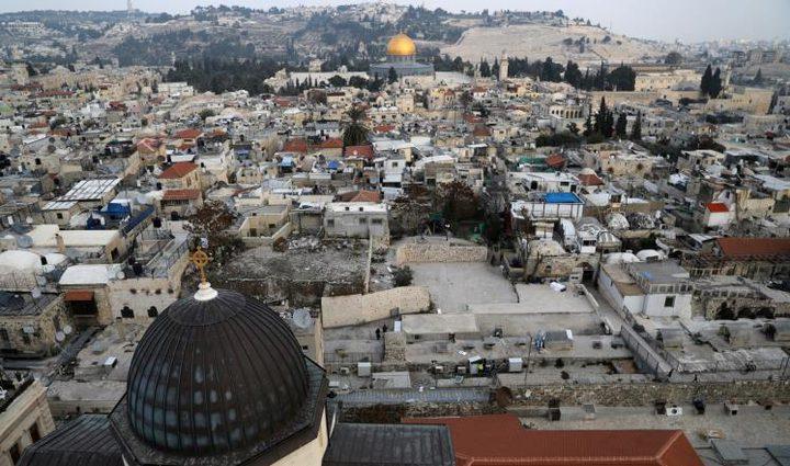 ولي عهد أبوظبي يشيد بمبادرات الأزهر لنصرة القدس