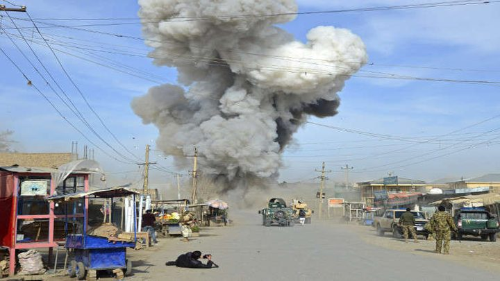 12 قتيل بانفجار لغم غربي أفغانستان