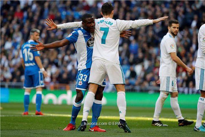 ريال مدريد يغرق مرمى ديبورتيفو بسبعة أهداف مقابل هدف
