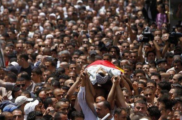 قانون جديد يخول شرطة الاحتلال فرض قيود على جنازات شهداء العمليات