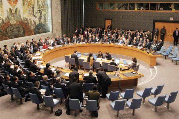 اجتماع طارئ لمجلس الأمن بشأن سوريا