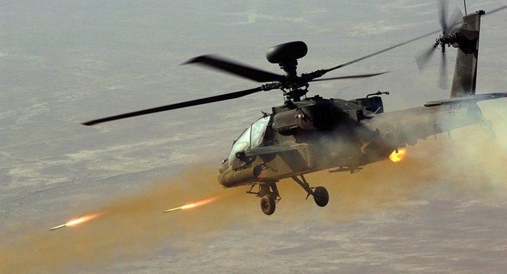 """مقتل جنديين أمريكيين في تحطم طائرة """"أباتشي"""""""