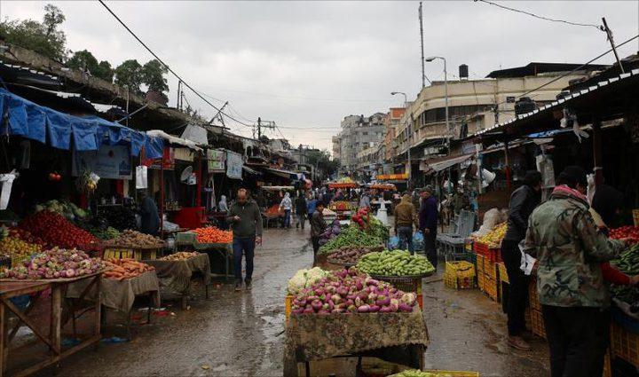 اجتماع يبحث تنفيذ مشاريع طارئة لاستنهاض الوضع المتردي في غزة