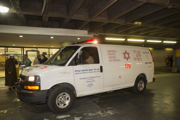 دهس شرطيين إسرائيليين في الجليل