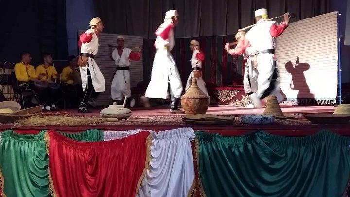 """""""صرخة من القدس"""" أمسية ثقافية فلكلورية في جنين"""