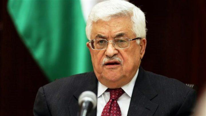 الرئيس يجتمع مع وزير خارجية سلوفينيا ويطلعه على مجمل التطورات الفلسطينية