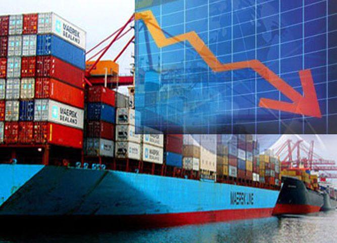 الاحصاء: انخفاض العجز في الميزان التجاري بنسبة 6.8% في تشرين الثاني