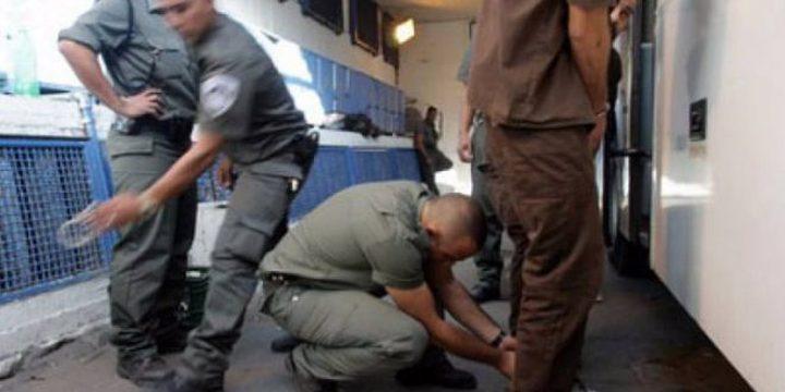 إدارة معتقلات الاحتلال تماطل في تحويل أربعة مرضى إلى المستشفيات