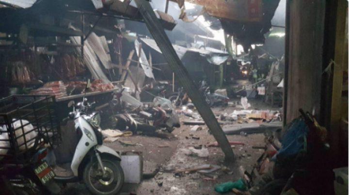 انفجار جنوب تايلند يوقع 3 قتلى