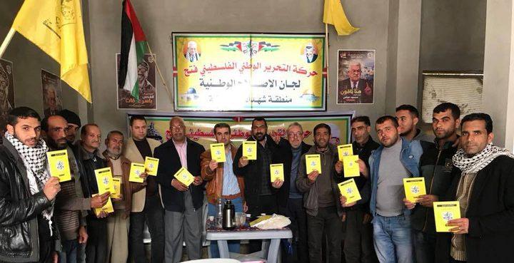 """""""التعبئة الفكرية"""" بغرب غزة تطلق دورة الشهيد علي حسن سلامة التعبوية"""