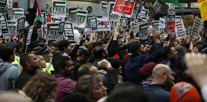 خاص: تحرك فلسطيني وازن في قلب أوروبا