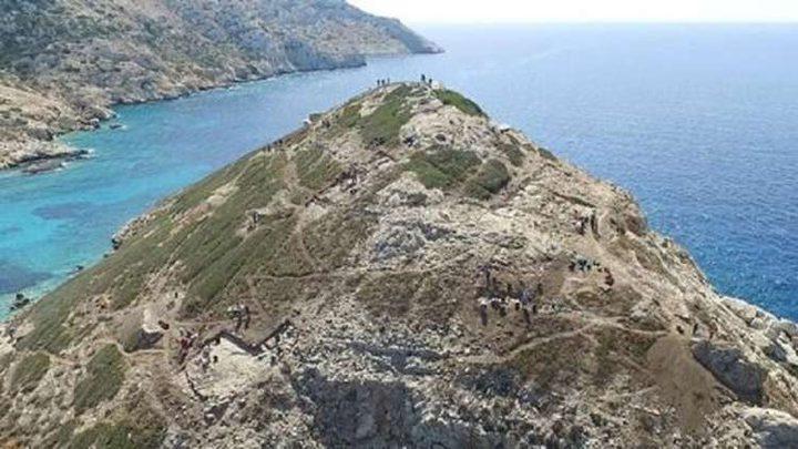 اكتشافات مذهلة في هرم يوناني قديم!