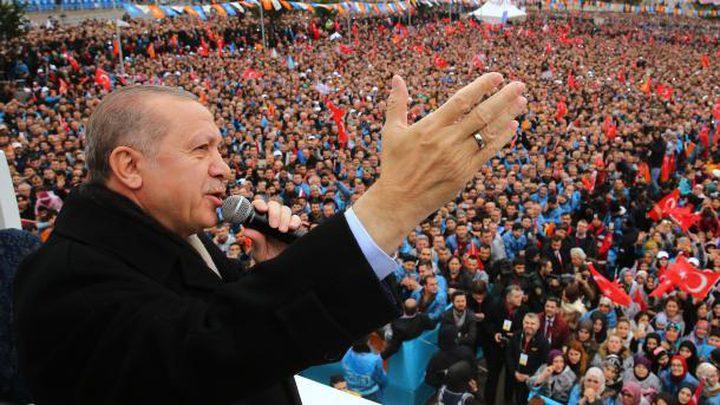أردوغان: سننهي عملية غصن الزيتون بوقت قصير جدًا