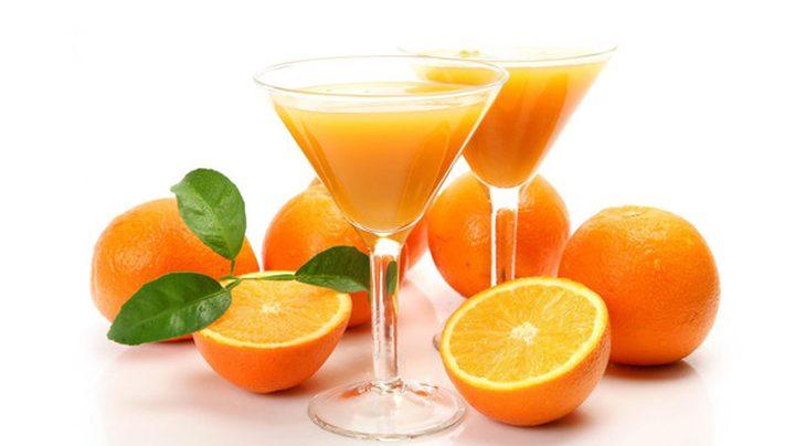 ماذا يحدث بعد ساعتين من تناول عصير البرتقال؟