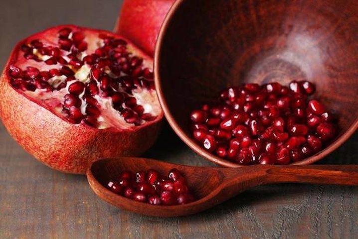 الرمان هو أحد أفضل علاجات فقر الدم