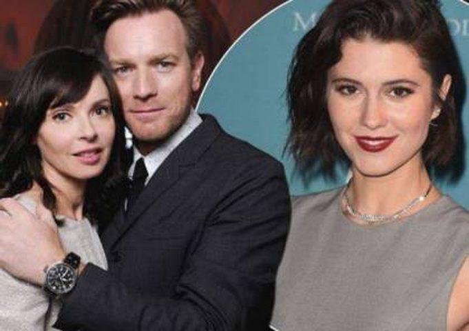 إيوان ماكغريغور يطلق زوجته بعد زواج 22 عاماً بسبب ممثلة أخرى