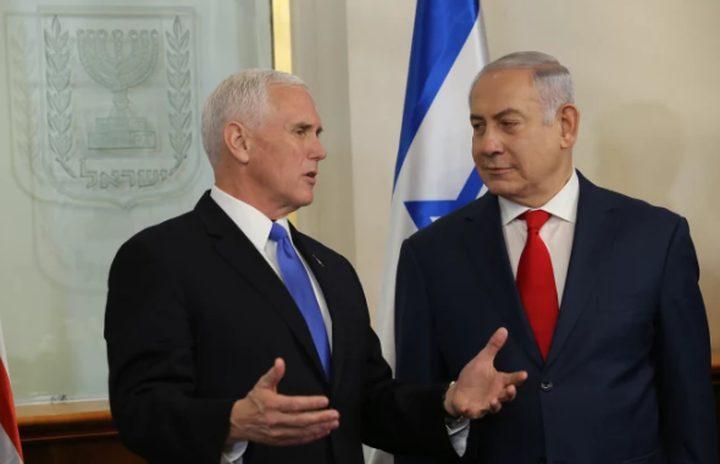 """""""بنس"""": سننقل سفارتنا إلى القدس قبل نهاية العام المقبل"""