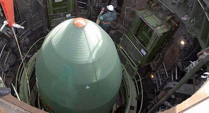 أسلحة نووية أمريكية جديدة بصدد الاعداد والتصميم